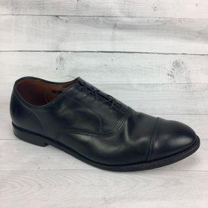 Allen Edmonds Park Avenue Cap-toe Oxford Lace Shoe